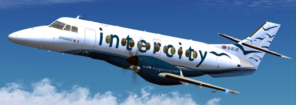 Intercity Airways - BAe Jetstream 41